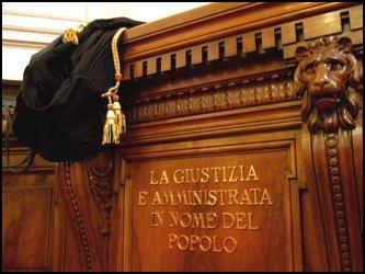 formule assolutorie in tribunale