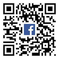 Facebook QR code per Open Studio
